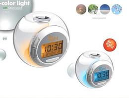 $enCountryForm.capitalKeyWord NZ - Multifunctional luminous time temperature display perpetual calendar transparent circular alarm clock