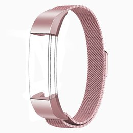$enCountryForm.capitalKeyWord Australia - Fitbit Alta HR Bands,Metal Fitbit Alta Magnetic Milanese Accessories Small Large Wristbands Strap Bracelet Alternative Replacement