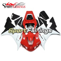 $enCountryForm.capitalKeyWord Canada - Full Fairings For Yamaha YZF1000 R1 YZF-R1 Year 2002 2003 02 03 Plastics ABS Motorcycle Fairing Kit Motorbike Red White Black Matte Covers