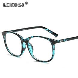 c0e121c81b Wholesale- ROUPAI Eye Glasses Frames For Women 2017 Vintage Unisex Spectacle  Frame Brand Design Classic Men Male Clear Glasses Eyeglasses spectacles  design ...