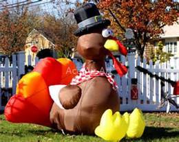 Offerto da Ace Air Art tacchino gonfiabile del Ringraziamento per la decorazione del cortile