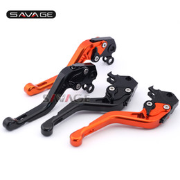 $enCountryForm.capitalKeyWord NZ - For KTM 690 Enduro 2007-2008 Motorcycle CNC Aluminum Short Adjustable Brake Clutch Levers