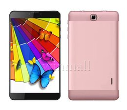 tablet extra slim Australia - 7 inch 1280*800 IPS Screen Quad Core 1GB 16GB Dual SIM 3G Tablet PC Android Phablet GPS Bluetooth Wifi