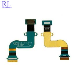 Mainboard flex cable online shopping - DHL For Samsung Galaxy Tab Plus P3100 P6200 P3110 Connect Mainboard LCD Flex Cable Ribbon Replacement