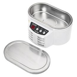 Toptan satış Takı Gözlük Devre Kartı Temizleme Makinesi Akıllı Kontrol Ultrasonik Temizleyici Banyo 30W / 50W için Akıllı Ultrasonik Temizleyici