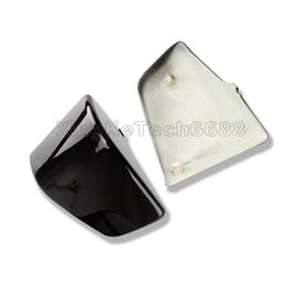 Motociclos Side Fairing Tampa Da Bateria Para Honda Sombra ACE 400 750 1997-2003 on Sale