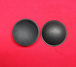 speaker woofer Canada - Wholesale- 2 pieces 45mm WOOFER loudspeaker SPEAKER paper DOME DUST CAP 45mm