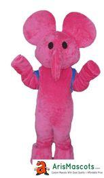 $enCountryForm.capitalKeyWord NZ - Elly Elephant mascot suit cartoon character mascots Cartoon Mascot Costumes for Kids Birthday Party Deguisement Mascotte Custom Mascots