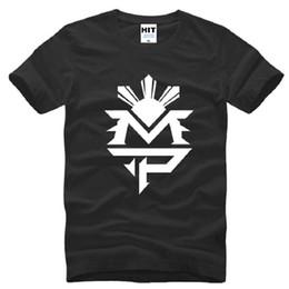$enCountryForm.capitalKeyWord Canada - Fashion Sport T Shirt Manny Pacquiao T Shirts Men Cotton Short Sleeve O Neck MP Logo Male Tshirt Boxer Tee Fitness Clothes