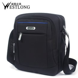 oxford crossbody messenger bags 2019 - Wholesale- 3G137 Shoulder Bags Mens Bag Casual Man Business Messenger Oxford Travel Black Crossbody Flap High Quality Ho