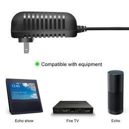 Fire direct online shopping - Power adapter For Echo charger Echo show Fire TV nd Generation Cable ft W Charge Power Supply