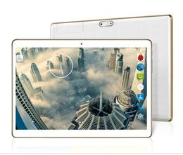 dhl inch tablet pc 2019 - Wholesale- 9.6 inch 3G 4G Lte Tablet PC Octa Core 4G RAM 32GB ROM Dual SIM Cards 5.0M Camera 1280*800 IPS Tablets 10 10.