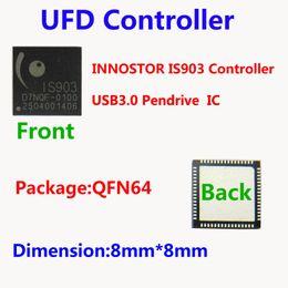 flash drive ic 2019 - Wholesale- Best Quality USB FLASH DRIVE IC Controller, IS903 Controller  Drive IC , Rework UFD IC KITS cheap flash drive