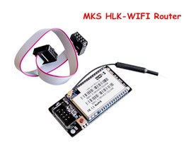 Printer Module Canada - Freeshipping Wireless Router HLK-RM04 MKS HLKWIFI Remote Controller WIFI Module For 3D Printer MKS TFT32 MKS Smoothieboard