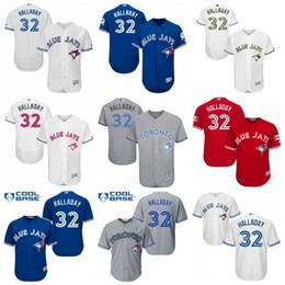 7d03e6688a7 ... jersey  mens toronto blue jays 32 roy halladay blue cool base jersey  roy  halladay game used worn signed 2006 blue jays jersey 2 patch mlb authentic