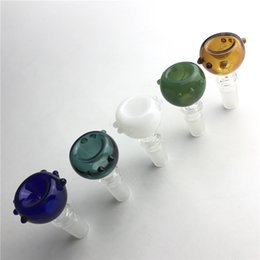 $enCountryForm.capitalKeyWord NZ - New 14mm 18mm glass bowl with thick pyrex colorful heady glass bowls for bongs glass water tobacco smoking pipes