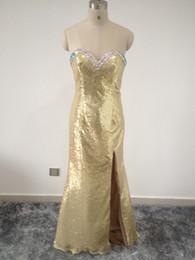 Solovedress Charming Beadeds Sequins Evening Dresses Prom Dress with Trian  Stain Mermaid Formal Gown vestido de festa longo RP05 4e3cb2ec6a6e