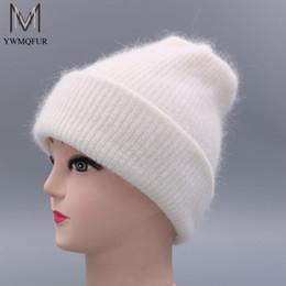 12f6f6efc52a6a Ywmqfur Frauen Hut Für Herbst Winter Gestrickte Wolle Mützen Mode Hüte 2017 Neue  Ankunft Beiläufige Kappen Gute Qualität Weibliche Hut H70