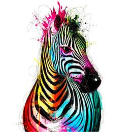 Алмазная мозаика полный квадратный Алмаз вышивка рукоделие животное лошадь diy Алмаз живопись вышивки крестом наборы мозаика Home Decor zf00292