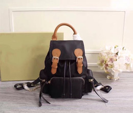 Shoulder Straps Backpack NZ - Hot sale new arrival women Waterproof material backpack the bag with Multiple functional zip pockets and padded shoulder straps Small backpa