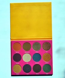 $enCountryForm.capitalKeyWord Canada - New High-quality! HOT PRO Makeup waterproof long-lasting Eyeshadow 12 color Eye Shadow Palette DHL Free shipping+GIFT