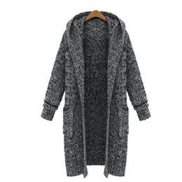 Grey Hooded Cardigan Women Suppliers | Best Grey Hooded Cardigan ...
