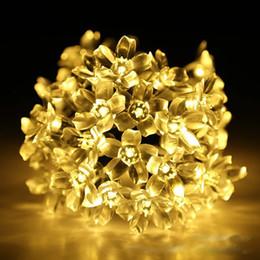Waterproof Garden Solar Balls NZ   Led Solar Lamps Lawn Garden Lights 7m 50  LEDs Cherry
