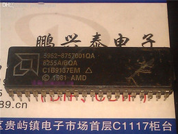 $enCountryForm.capitalKeyWord NZ - Amd 5962-8757001QA . 8255A BQA . double 40 pin dip ceramic package   D8255 . Electronic Components , 8255A ,cdip40   Chips IC