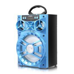 $enCountryForm.capitalKeyWord UK - Redmaine Wireless Bluetooth Speaker Colorful Loudspeaker Support FM Radio LED Shinning TF Card Volume Control