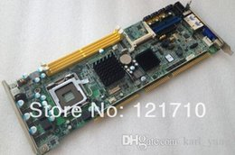 Discount lga 755 motherboards - Industrial equipment motherboard PCA-6010 PCA6010G21203E-T dual network interface