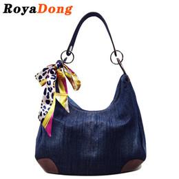 Discount Denim Hobo Bags | 2017 Denim Hobo Bags on Sale at DHgate.com