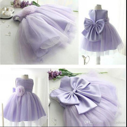 Tutu Sizes For Kids Australia - Flower Girl Dresses Children Tutu Dresses Kids Wedding Party Birthday Dress Baby Girls' Dresses For Size 2-8 Years