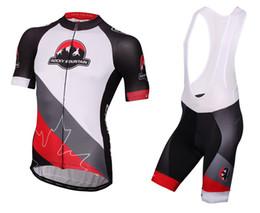 Cheap China jersey s online shopping - 2019 Pro team Rocky Mountain Cycling Jersey Breathable Ropa Ciclismo Polyester Cheap Clothes China With Coolmax Gel Pad Shorts