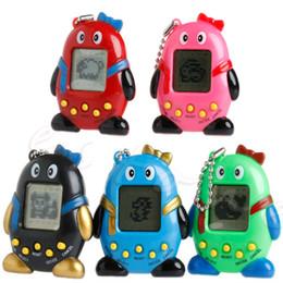 $enCountryForm.capitalKeyWord NZ - New Design Tamagotchi Electronic Pets Toys 90S Nostalgic 168 Pets in One Virtual Cyber Pet Toy Multifunctional Penguins toy Christmas Gift