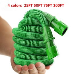 $enCountryForm.capitalKeyWord Canada - 50FT Expandable Garden Watering Hose Flexible Pipe With Spray Nozzle 25FT 75FT 100FT Washing Car Pet Bath Floor Hoses free DHL shipping