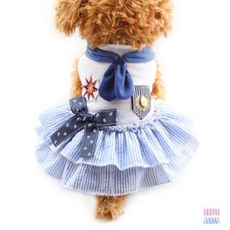 Female Dresses NZ - armipet Classic Dog Dresses Princess Dress For Dogs 6071068 Pet Summer Skirt Clothes XS S M L XL