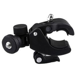 Hero Holder online shopping - Rotatable Bike Bicycle Handlebar Mount Holder Adapter Clip Bracket for Hero SJCAM SJ4000 Xiaomi Yi K H9 Sports Action Camera