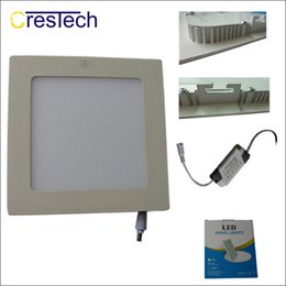 Discount Commercial Office Ceiling Lighting Recessed Type 15W 18W 23W Slim  LED Panel Lamp Grid Ceiling