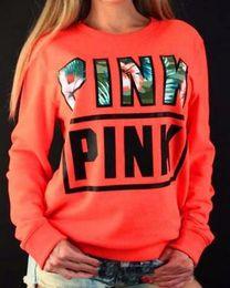 Discount Love Pink Sweatshirts   2017 Love Pink Sweatshirts on ...