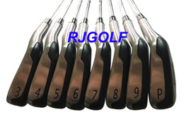 Golf club iron headcovers online shopping - Golf Irons T MB Irons Set Pw with Graphite Steel shafts Regular Stiff Flex come with headcovers Golf Clubs