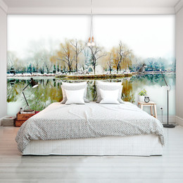 Custom Photo Wall Murals Living Room Bedroom Home Decor Wallpapers Modern  Style Mural Wall Papers Personalized Customization