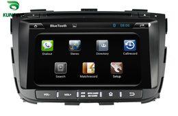 Android Car Control Canada - Octa Core 2GB RAM Android 6.0 Octa Core Car DVD Player GPS Stereo Navi for Kia Sorento 2013 Radio Headunit Steering Wheel Control
