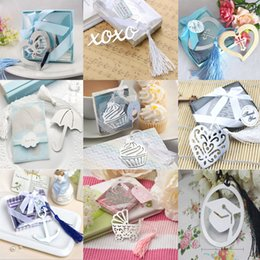 $enCountryForm.capitalKeyWord Canada - Cute Kawaii Metal Bookmark Lovely cake Clips Gift Creative Products Korean Stationery Wedding gifts