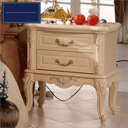 $enCountryForm.capitalKeyWord Canada - new arrival hot selling beautiful design high quality bed Fashion European French Carved bed nightstands 10141