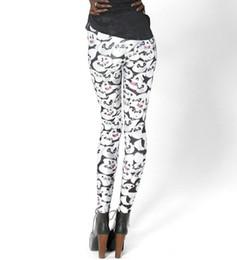 Panda Trousers Canada - Panda pants Cute animal tight Black milk women gym clothing Leggings sport wear Fitness training sportwear Exercise trousers
