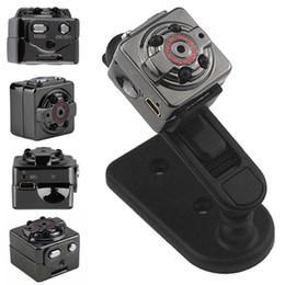 Wholesale Portable Mini Camera SQ8 Full HD 1080P Sports Mini DV DVR Motion Detection Camera IR Night Vision Digital Small Camcorder