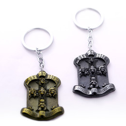 $enCountryForm.capitalKeyWord Canada - MS GnR Guns N Roses Key Chain Music Band Key Rings For Present Chaveiro Key Chain Jewelry