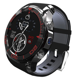 $enCountryForm.capitalKeyWord Australia - 1.3 inch Round MTK6572 S11 Smart Watch Android 5.1 ROM 4GB + RAM 512 MB With 2.0mp Camera For Android IOS Phone