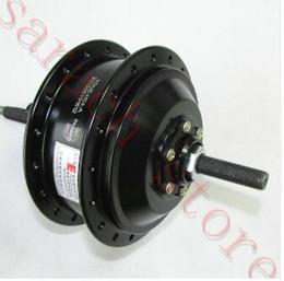 Bicycling Gear Australia - 350W 36V brushless gear high-speed motor ,electric bicycle motor, rear wheel .hub motor.