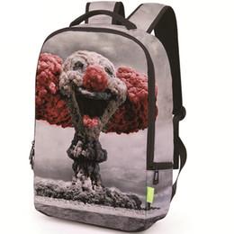 $enCountryForm.capitalKeyWord Canada - Poodle dog backpack Explode mushroom cloud daypack Picture schoolbag Casual rucksack Sport school bag Outdoor day pack